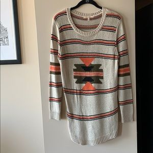 Oversized sweater from Francesca's